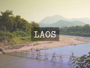 Wczasy w Laosie
